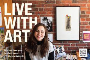 WALLS Cara Borelli Graphic Designer