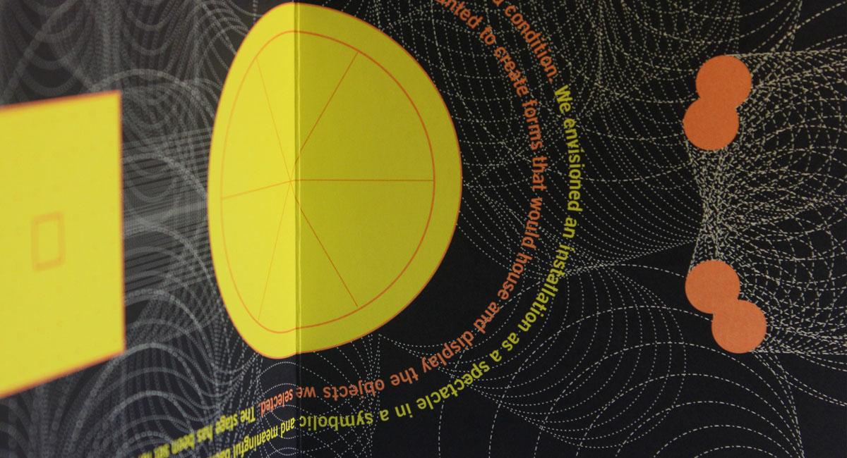 Interpretive Exhibition Pamphlet Cara Borelli