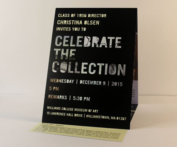 Celebration Invitation Cara Borelli Graphic Designer
