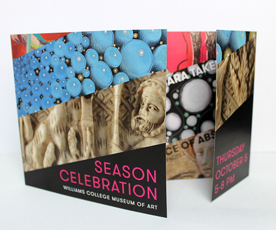 Season Celebration Invitation Cara Borelli Graphic Designer